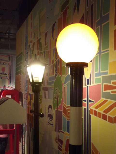Children's bedroom lights