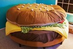 Fast Food Bed Sheets