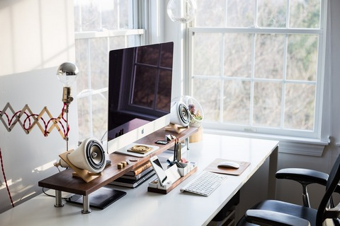 Improve your home office visual appeal
