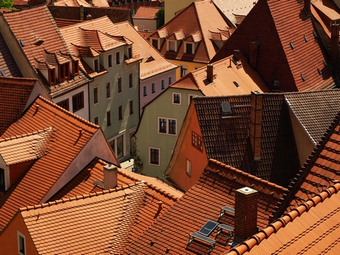 Good roof tiles can last for decades