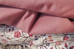 Pink Bed Linens for Coziness