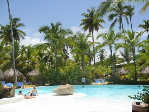 Holiday resort in Punta Cana