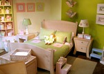 Bed linen for children rooms