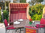 Outdoor garden furniture