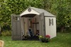 Garden Shed Storage Space